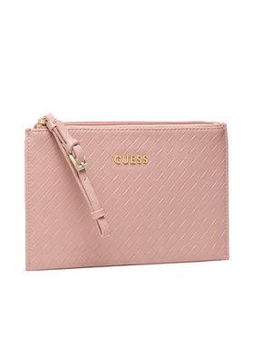 Guess Guess Дамска чанта Emelyn PWEMEL P1374 Розов
