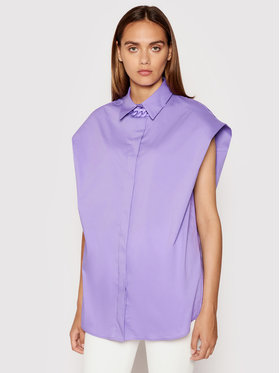 Imperial Imperial Chemise CJU2BBE Violet Oversize