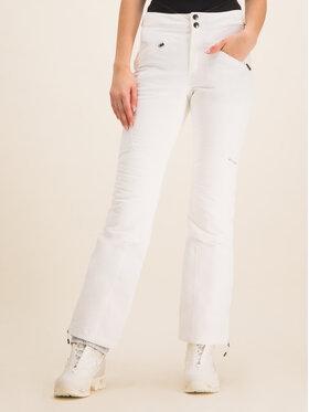Spyder Spyder Pantaloni da sci Echo 193020 Bianco Regular Fit