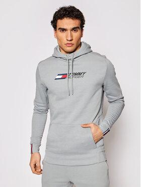 Tommy Hilfiger Tommy Hilfiger Sweatshirt Logo MW0MW17255 Grau Relaxed Fit