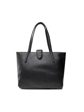 Calvin Klein Jeans Calvin Klein Jeans Handtasche Ew Shopper K60K608228 Schwarz