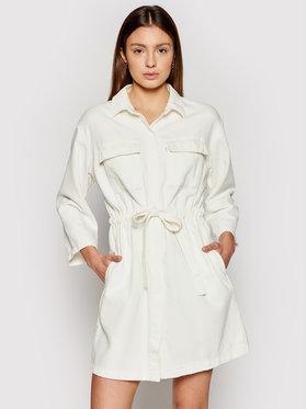 Levi's® Levi's® Džínsové šaty Ainsley Utility 34977-0003 Biela Regular Fit