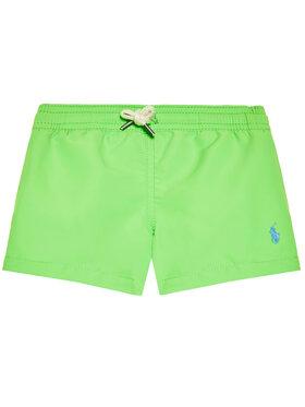 Polo Ralph Lauren Polo Ralph Lauren Σορτς κολύμβησης Traveler Sho 322785582017 Πράσινο Regular Fit