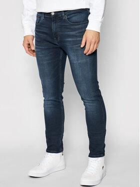 Tommy Jeans Tommy Jeans Дънки Austin DM0DM09856 Тъмносин Slim Fit