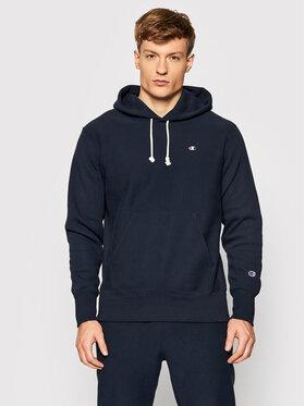 Champion Champion Sweatshirt Reverse Weave C Logo 216496 Dunkelblau Regular Fit