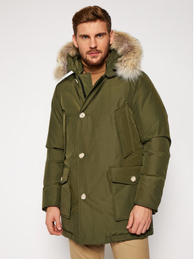 Woolrich Woolrich Hanorac Arctic CFWOOU0270MR UT0108 Verde Regular Fit