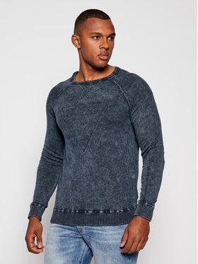 Guess Guess Пуловер M0BR66 Z2PP0 Тъмносин Regular Fit