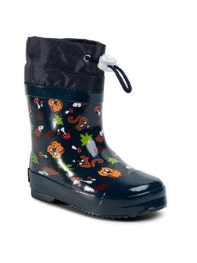 Playshoes Playshoes Gumáky 180390 S Tmavomodrá