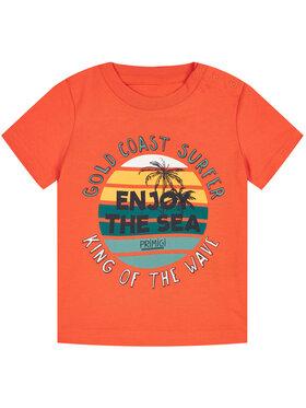Primigi Primigi T-Shirt Surfing King 45221009 Πορτοκαλί Regular Fit