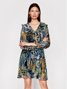 Marella Marella Robe de jour Cicoria 32212711 Multicolore Regular Fit