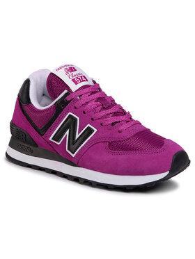 New Balance New Balance Laisvalaikio batai WL574LBC Violetinė