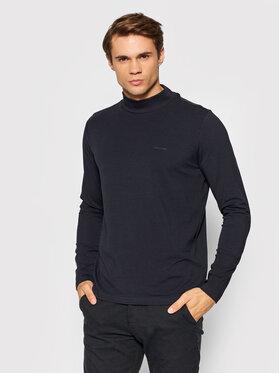 Pierre Cardin Pierre Cardin Тениска с дълъг ръкав 53272/000/12328 Тъмносин Regular Fit