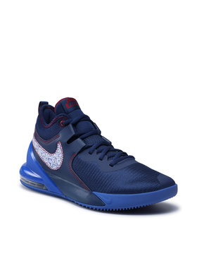 Nike Nike Buty Air Max Impact CI1396 400 Granatowy