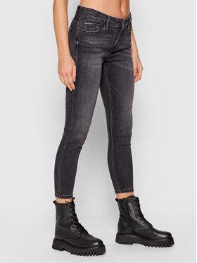 Tommy Jeans Tommy Jeans Jeansy Shape DW0DW09484 Szary Skinny Fit