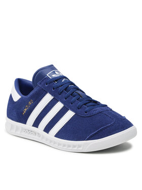 adidas adidas Pantofi Hamburg J GZ7409 Bleumarin