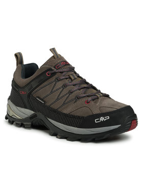 CMP CMP Туристически Rigel Low Trekking Shoes Wp 3Q13247 Сив