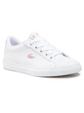 Lacoste Lacoste Sneakersy Lerond 0921 1 Cuc Biela