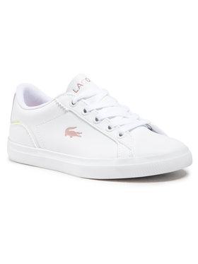 Lacoste Lacoste Sneakersy Lerond 0921 1 Cuc Bílá