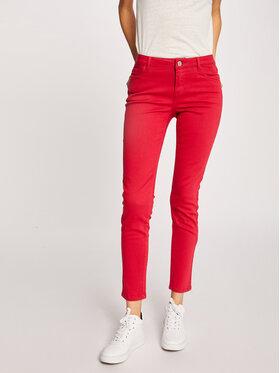 Morgan Morgan Jeans 211-PETRA Rosso Skinny Fit