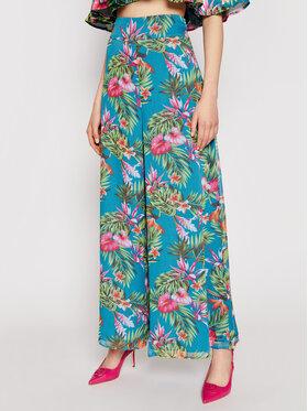 Guess Guess Pantaloni di tessuto Dina W1GB98 WDVF0 Multicolore Regular Fit