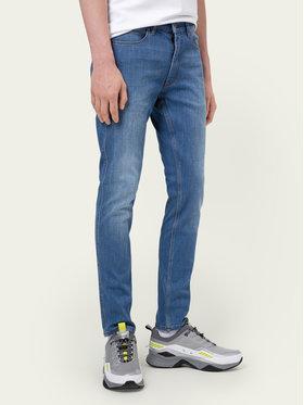 Hugo Hugo jeansy_skinny_fit 73 450 430 958 Tamsiai mėlyna Skinny Fit