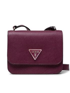 Guess Guess Дамска чанта Noelle (ZG) Mini HWZG78 79780 Бордо