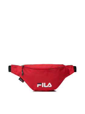Fila Fila Ledvinka Waist Bag Slim Small Logo 685174 Červená