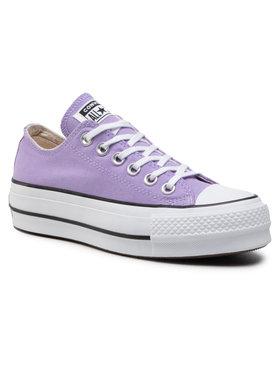 Converse Converse Sneakers aus Stoff Ctas Lift Ox 564384C Violett