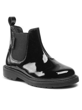 Naturino Naturino Kotníková obuv Piccadilly 0012501566.03.0A01 M Černá