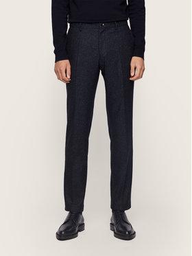Boss Boss Spodnie materiałowe Giro6 50438406 Granatowy Slim Fit