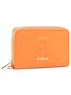 Furla Furla Malá dámská peněženka Rita PDQ2FRI-E35000-BG600-1-007-20-CN-P Oranžová