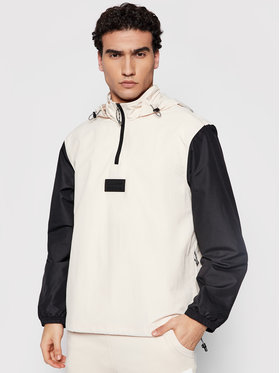 adidas adidas Giacca anorak Silicon GN8905 Beige Regular Fit