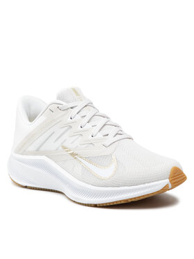 Nike Nike Buty Quest 3 CD0232 010 Beżowy