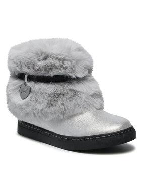 Primigi Primigi Stiefel 8459900 Silberfarben