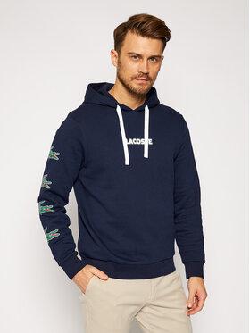 Lacoste Lacoste Džemperis SH7221 Tamsiai mėlyna Regular Fit