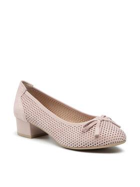 Caprice Caprice Chaussures basses 9-22500-26 Rose