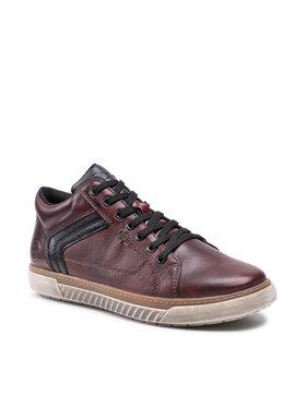Rieker Rieker Sneakersy 17940-35 Bordowy