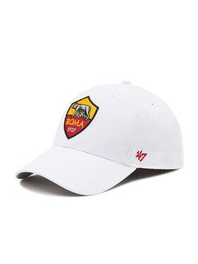 47 Brand 47 Brand Șapcă Roma Hat ITFL-MVP01WBV-WH Alb