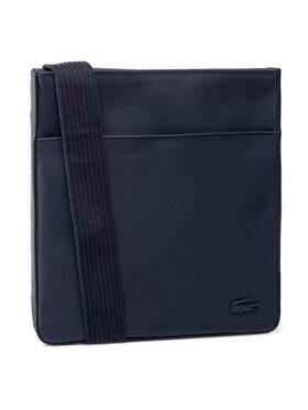 Lacoste Lacoste Sacoche Flat Crossover Bag NH2850HC Bleu marine