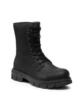 Rieker Rieker Outdoorová obuv Z9120-00 Čierna