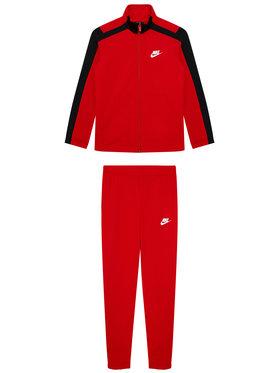 Nike Nike Анцуг Sportwear DD0324 Червен Standard Fit