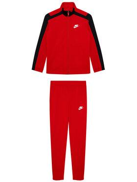 Nike Nike Tuta Sportwear DD0324 Rosso Standard Fit