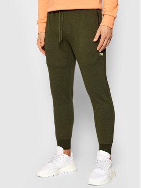 Jack&Jones Jack&Jones Sportinės kelnės Will Air Sweat Noos 12184970 Žalia Regular Fit