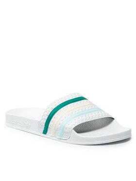 adidas adidas Шльопанці adilette H00488 Білий