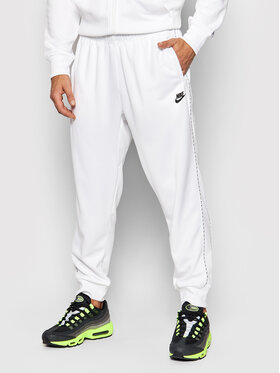 Nike Nike Долнище анцуг Sportswear CZ7823 Бял Standard Fit