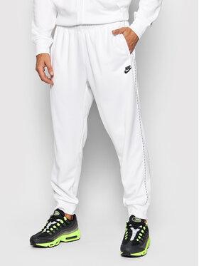 Nike Nike Sportinės kelnės Sportswear CZ7823 Balta Standard Fit