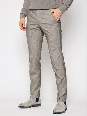 Digel Digel Pantalon en tissu Sergio 1201105 Gris Modern Fit