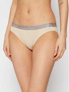 Calvin Klein Underwear Calvin Klein Underwear Klasické nohavičky 000QD3540E Hnedá