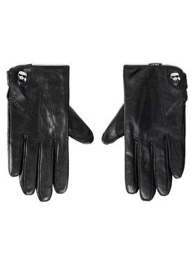 KARL LAGERFELD KARL LAGERFELD Γάντια Γυναικεία 206W3608 Μαύρο
