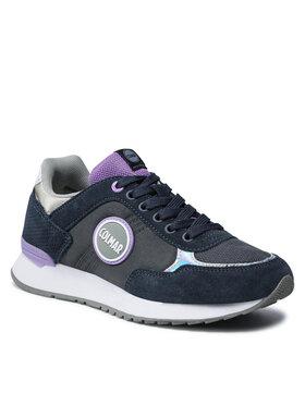 Colmar Colmar Sneakersy Travis Colors 092 Granatowy